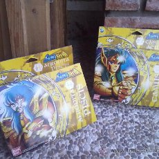 Figuas y Muñecos Caballeros del Zodiaco: CABALLEROS DEL ZODIACO. Lote 29531144