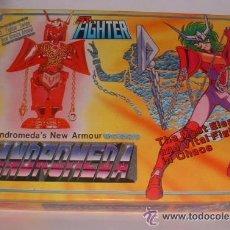 Figuas y Muñecos Caballeros del Zodiaco: CABALLEROS DE ZODIACO ST.FIGHTER. NO BANDAI, ANDROMEDA, EN CAJA. ( GA-33 ) CC. Lote 34967987