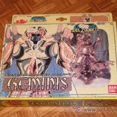 Figuas y Muñecos Caballeros del Zodiaco: GEMINIS BANDAI 1987. Lote 36940984