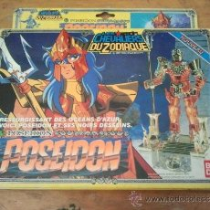 Figuas y Muñecos Caballeros del Zodiaco: CABALLERO DEL ZODIACO POSEIDEON 1987. Lote 38939828
