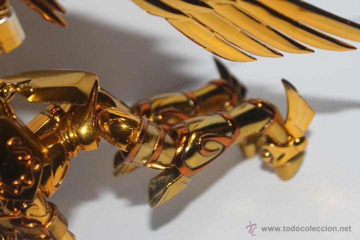Figuas y Muñecos Caballeros del Zodiaco: BBB SAINT SEIYA CABALLEROS DEL ZODIACO CABALLERO DE ORO SAGITARIO AIOROS BANDAI JAPON - Foto 9 - 168751786