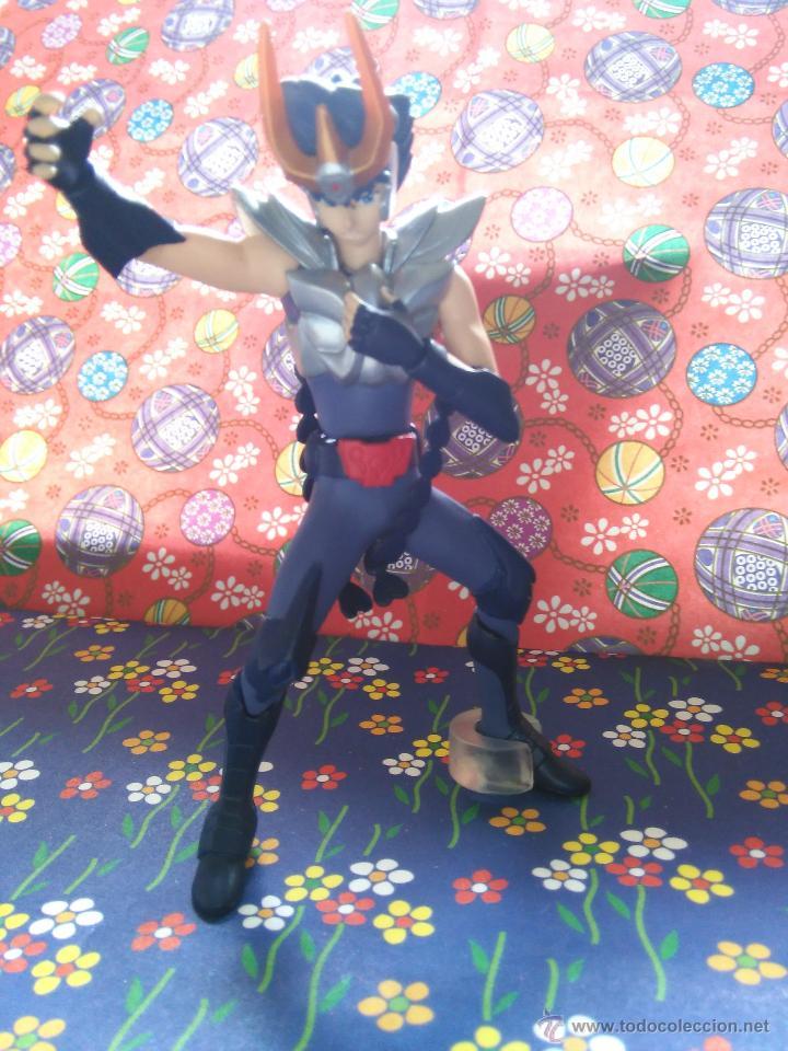 Figuas y Muñecos Caballeros del Zodiaco: SAINT SEIYA CABALLEROS DEL ZODIACO FENIX GASHAPON GACHAPOON GACHAPON - Foto 4 - 49295508