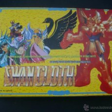 Figuas y Muñecos Caballeros del Zodiaco: CABALLERO DEL ZODIACO CISNE-ARMADURA ORO !!!! EDICION MEMORIAL 1989 SAINT FIGTER-SAINT SEIYA BOOTLEG. Lote 51444088