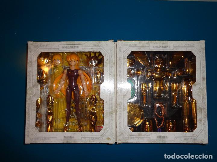 Figuas y Muñecos Caballeros del Zodiaco: CABALLEROS DEL ZODIACO - VIRGO SHAKA, NUEVO A ESTRENAR VER FOTOS!! 111-1 - Foto 10 - 70564581