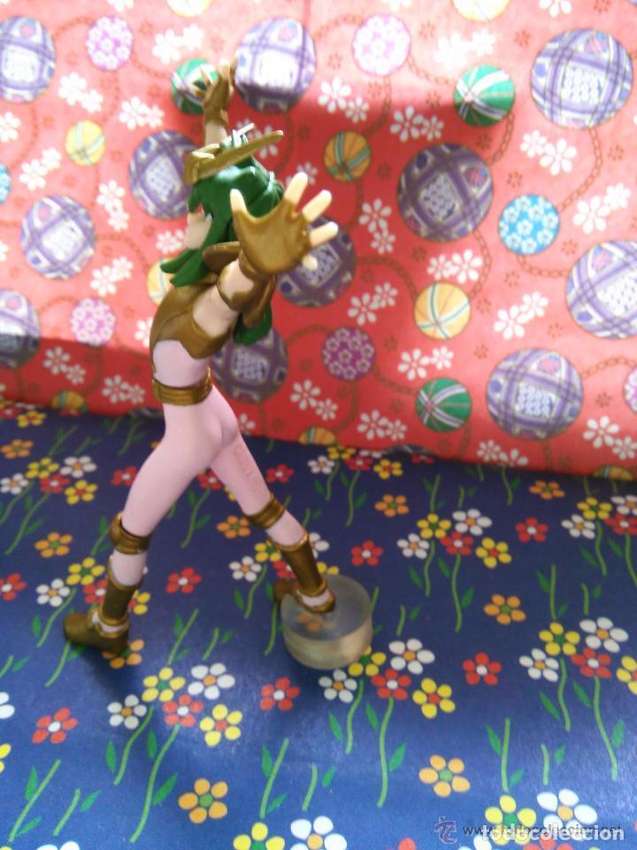 Figuas y Muñecos Caballeros del Zodiaco: CABALLEROS DEL ZODIACO BANDAI SAINT SEIYA GACHAPOON ANDROMEDA - Foto 4 - 72346463