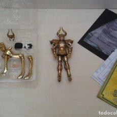 Figuas y Muñecos Caballeros del Zodiaco: SAINT SEIYA MYTH CLOTH SHURA DE CAPRICORNIO. Lote 79585681
