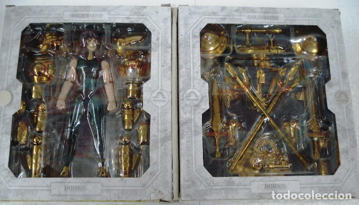 Figuas y Muñecos Caballeros del Zodiaco: CABALLEROS DEL ZODIACO: Saint Seiya - Dohko Libra. COLECCIÓN. NUEVO, PRECINTADO, SIN ABRIR. - Foto 3 - 81042300