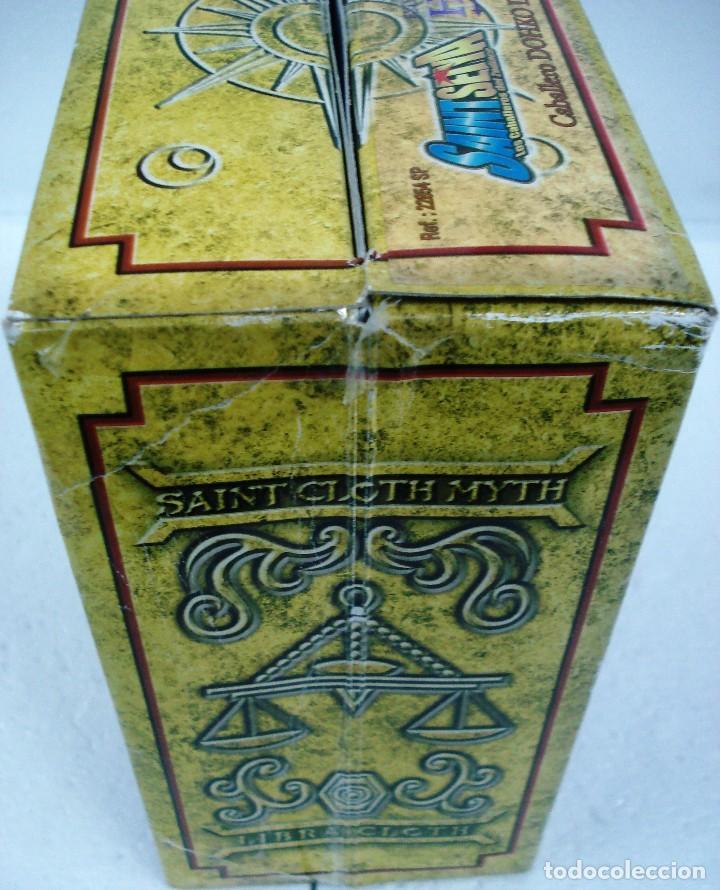 Figuas y Muñecos Caballeros del Zodiaco: CABALLEROS DEL ZODIACO: Saint Seiya - Dohko Libra. COLECCIÓN. NUEVO, PRECINTADO, SIN ABRIR. - Foto 7 - 81042300