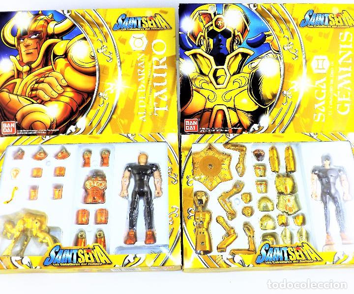 Figuas y Muñecos Caballeros del Zodiaco: Saint Seiya los 12 Caballeros del Zodiaco. Colección completa de Bandai 2006 - Foto 6 - 177628893