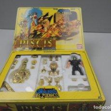 Figuas y Muñecos Caballeros del Zodiaco: LOS CABALLEROS DEL ZODIACO, PISCIS, BANDAI 1987. Lote 111927327