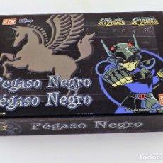 Figuas y Muñecos Caballeros del Zodiaco: PEGASO NEGRO DE BANDAI. Lote 114836263