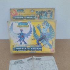 Figuas y Muñecos Caballeros del Zodiaco: CABALLEROS DEL ZODIACO FENIX BRONCE COMPLETO VINTAGE. Lote 118550687