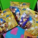 Figuas y Muñecos Caballeros del Zodiaco: LOTE DE 3 CABALLEROS DEL ZODÍACO ORIGINALES DEL AÑO 1986 BANDAI ESCORPIO ACUARIO Y LIBRA. Lote 121300739