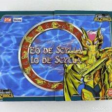 Figuas y Muñecos Caballeros del Zodiaco: CABALLEROS DEL ZODIACO EO DE SCYLLA. Lote 124561307