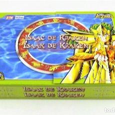 Figuas y Muñecos Caballeros del Zodiaco: CABALLEROS DEL ZODIACO ISAAC DE KRAKKEN. Lote 127547871