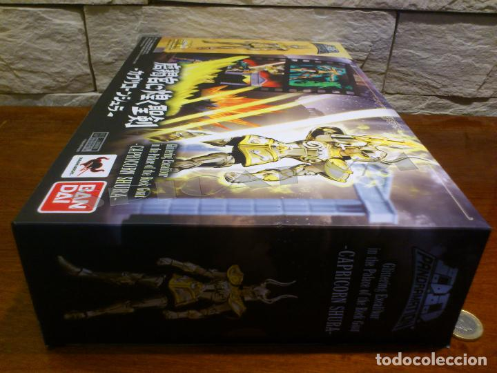 Figuas y Muñecos Caballeros del Zodiaco: SAINT SEIYA - PANORAMATION - EXCALIBUR - CAPRICORN SHURA - BANDAI - TAMASHII NATIONS - NUEVO - Foto 13 - 129738611