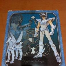 Figuas y Muñecos Caballeros del Zodiaco: FIGURA PEGASUS SEIYA. Lote 131231627