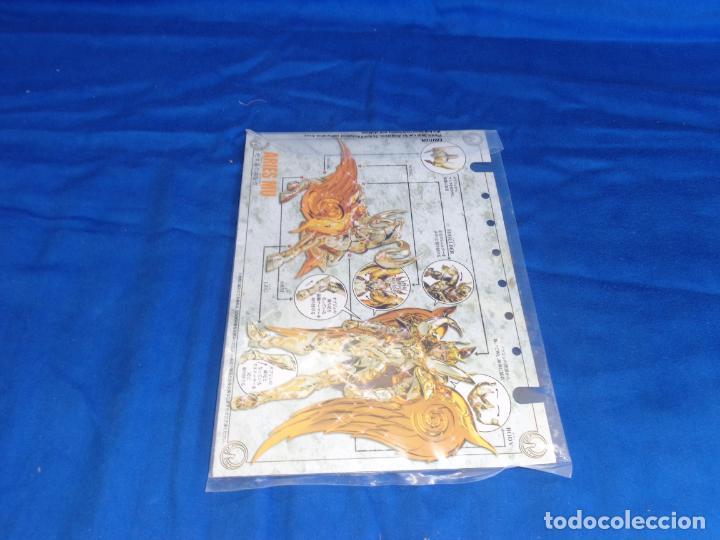 Figuas y Muñecos Caballeros del Zodiaco: CABALLEROS DEL ZODIACO - SAINT CLOTH MYTH EX -ARIES MU- GOD CLOTH, VER FOTOS Y DESCRIPCIÓN! SM - Foto 2 - 132273122