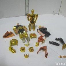 Figuas y Muñecos Caballeros del Zodiaco: CABALLERO ZODIACO LOTE. Lote 136253618