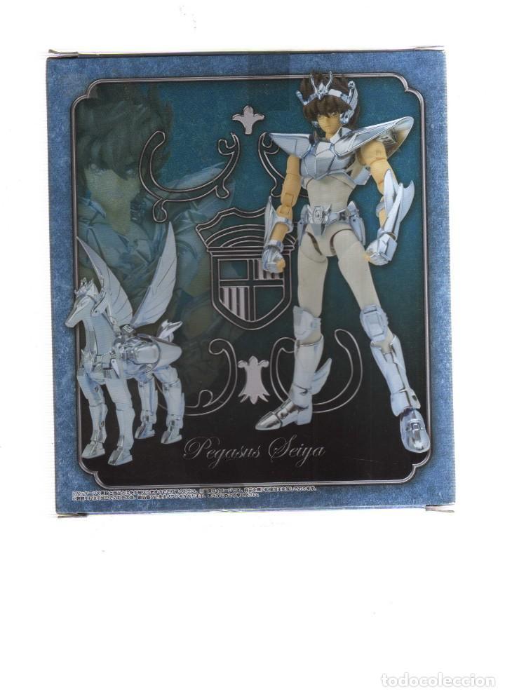 SAINT SEIYA PEGASUS BANDAI (Juguetes - Figuras de Acción - Caballeros del Zodiaco)