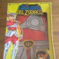 Figuas y Muñecos Caballeros del Zodiaco: DISFRAZ CABALLEROS ZODIACO 1990 1 EDICION. Lote 142782665