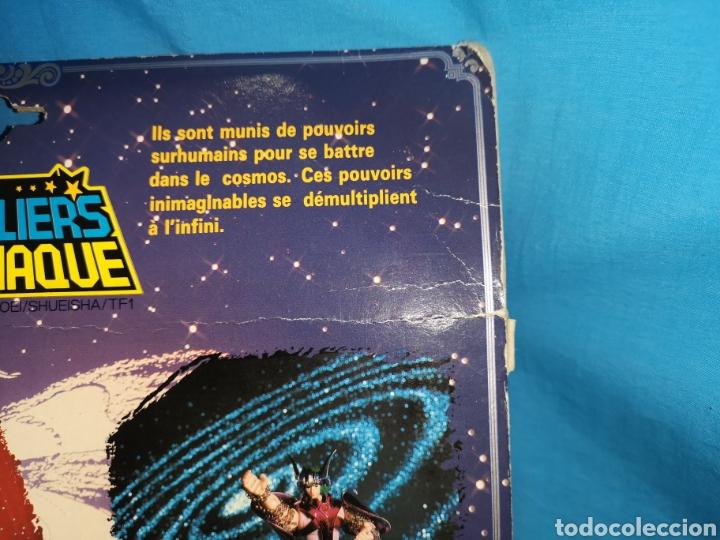 Figuas y Muñecos Caballeros del Zodiaco: Les chevaliers Du zodiaque Andromede de bronze Bandai 1987 toei / shueisha / tf1. Caballeros zodiaco - Foto 8 - 144820752