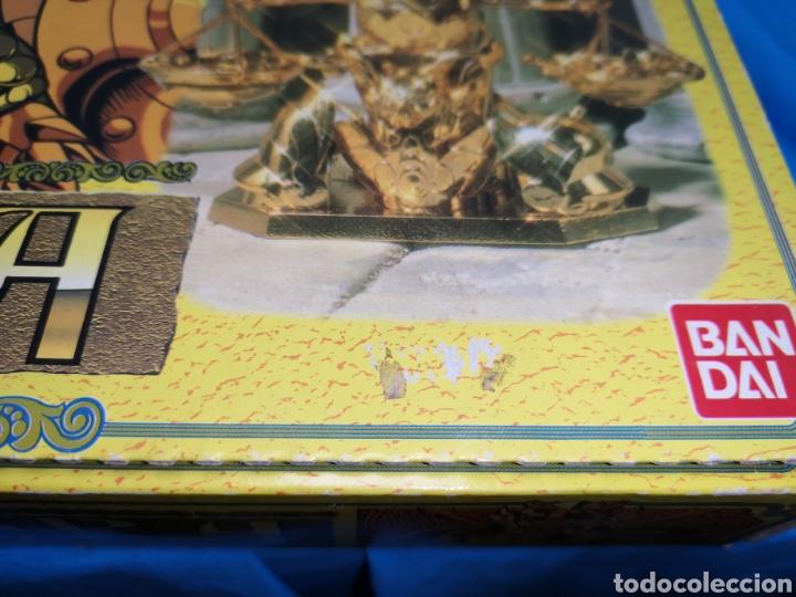 Figuas y Muñecos Caballeros del Zodiaco: Los caballeros del zodiaco libra 1987 Bandai - Foto 10 - 144823337
