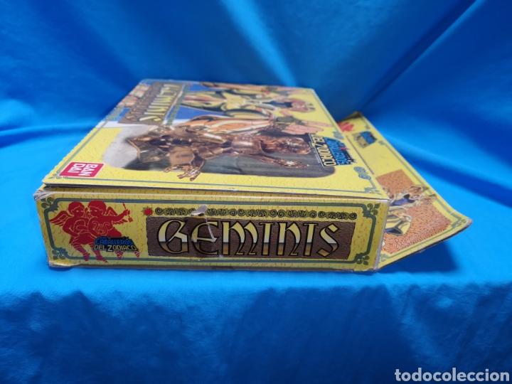 Figuas y Muñecos Caballeros del Zodiaco: Los caballeros del zodiaco geminis Bandai 1987 - Foto 5 - 144823958