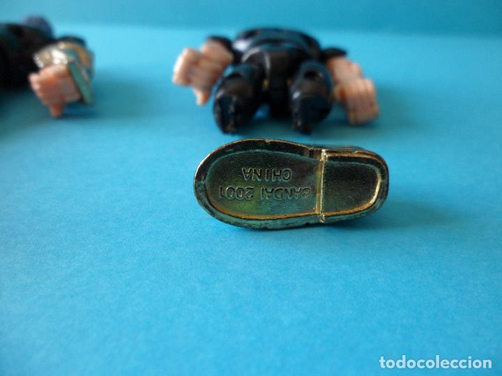 Figuas y Muñecos Caballeros del Zodiaco: Lote Caballaros del Zodiaco 2001 Bandai - Despiece - Foto 10 - 147850778