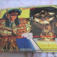 Figuas y Muñecos Caballeros del Zodiaco: CABALLEROS DEL ZODIACO SAINT SEIYA . Lote 155377090