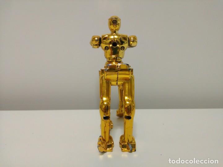 Figuas y Muñecos Caballeros del Zodiaco: Soporte para armadura Caballero de oro de Sagitario con defecto Caballeros del Zodiaco Saint Seiya - Foto 3 - 167910360