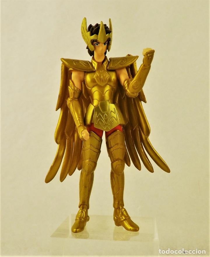 CABALLERO DEL ZODIACO (GASHAPON) (Juguetes - Figuras de Acción - Caballeros del Zodiaco)