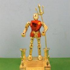 Figuas y Muñecos Caballeros del Zodiaco: BANDAI POSEIDON 1988. Lote 177701627