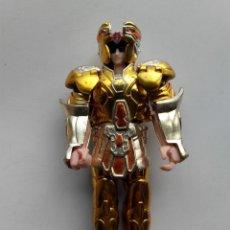 Figuras e Bonecos Os Cavaleiros do Zodíaco: CABALLEROS DEL ZODIACO - FIGURA CABALLERO GEMINIS ORO - BANDAI. Lote 177520749