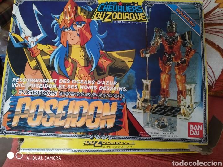 Figuas y Muñecos Caballeros del Zodiaco: los Caballeros del Zodiaco Poseidón Bandai según fotos - Foto 4 - 179154336