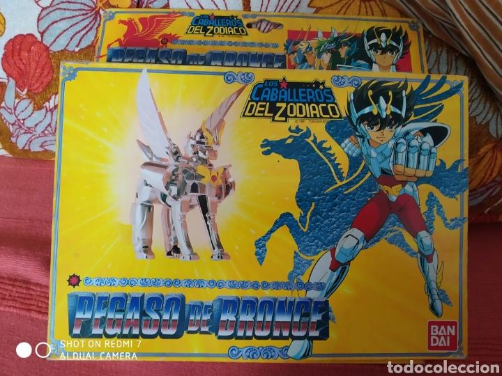 Figuas y Muñecos Caballeros del Zodiaco: Los Caballeros del Zodiaco Pegaso Bandai - Foto 5 - 179155223