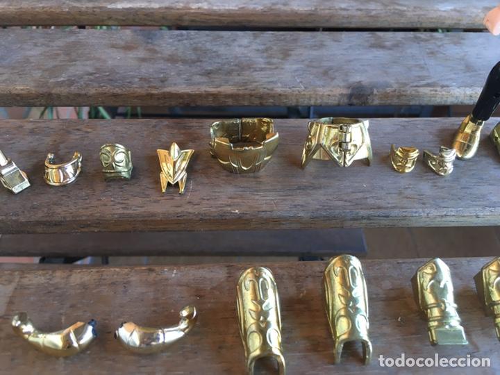 Figuas y Muñecos Caballeros del Zodiaco: CABALLERO DEL ZODIACO ARIES BANDAI. AÑOS 80. - Foto 3 - 186250005
