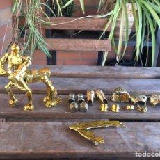 Figuas y Muñecos Caballeros del Zodiaco: CABALLERO ZODIACO SAGITARIO. BANDAI. AÑOS 80.. Lote 186252977
