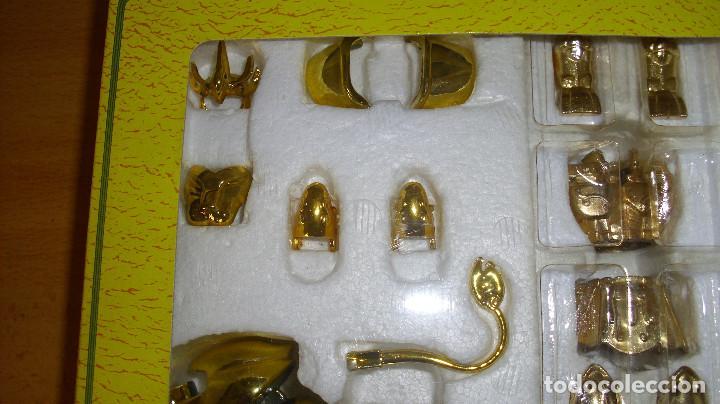 Figuas y Muñecos Caballeros del Zodiaco: ANTIGUA FIGURA CABALLEROS DEL ZODIACO LEO DE BANDAI EN CAJA 1987 COMPLETO - Foto 9 - 186395633