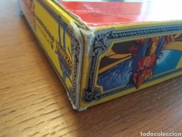 Figuas y Muñecos Caballeros del Zodiaco: Figura Caballero del Zodiaco Poseidón,año 1988.Caja, instrucciones.Bandai - Foto 14 - 257525335