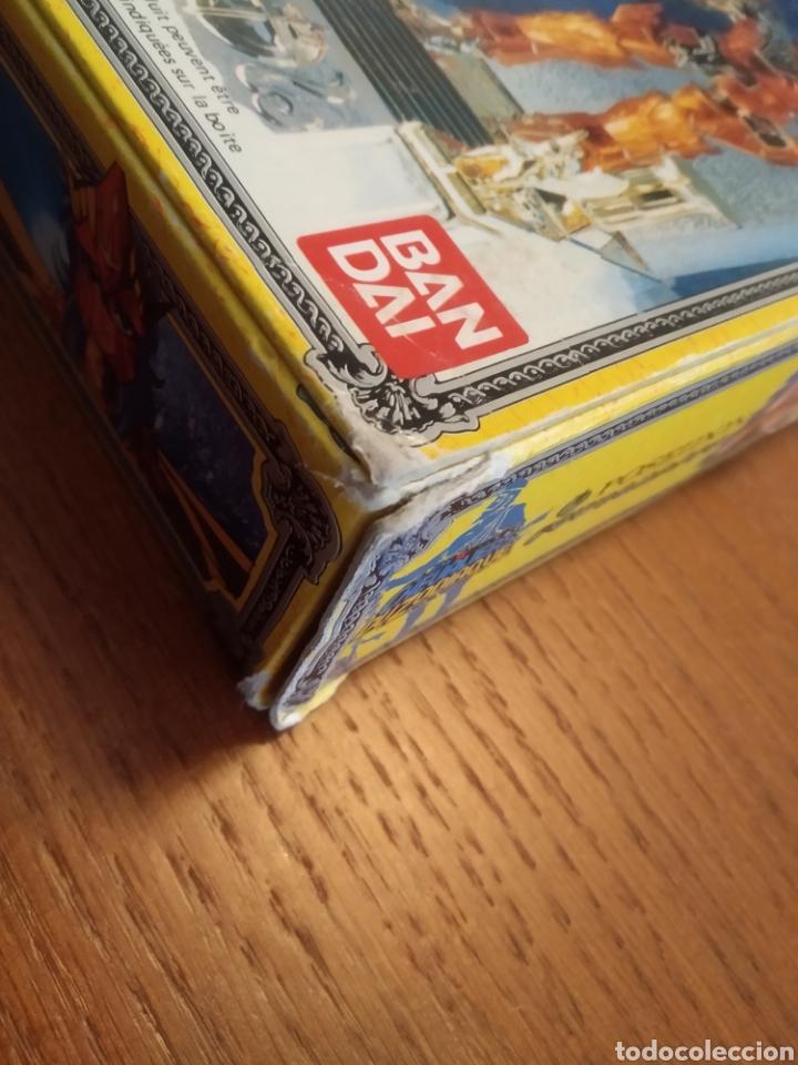 Figuas y Muñecos Caballeros del Zodiaco: Figura Caballero del Zodiaco Poseidón,año 1988.Caja, instrucciones.Bandai - Foto 18 - 257525335