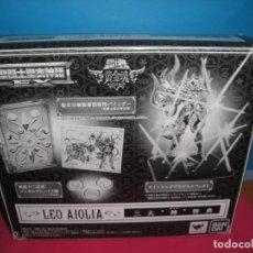 Figuas y Muñecos Caballeros del Zodiaco: LEO AIOLIA. BANDAI. Lote 195190460