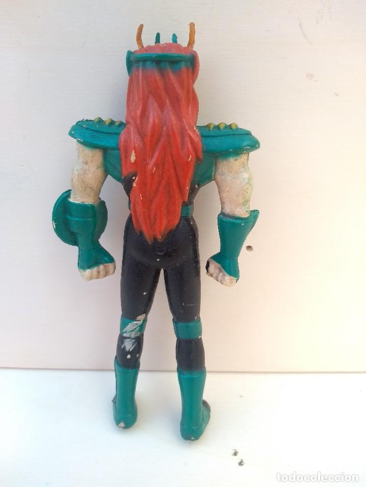 Figuas y Muñecos Caballeros del Zodiaco: SHIRYU DEL DRAGON - BOOTLEG PVC RIGIDO - CABALLEROS DEL ZODIACO - SAINT SEIYA - 12 CM - RAREZA - Foto 2 - 216482030