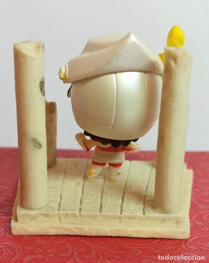 Figuas y Muñecos Caballeros del Zodiaco: 6 Miniaturas figuras de caballeros del zodiaco. - Foto 12 - 229430530