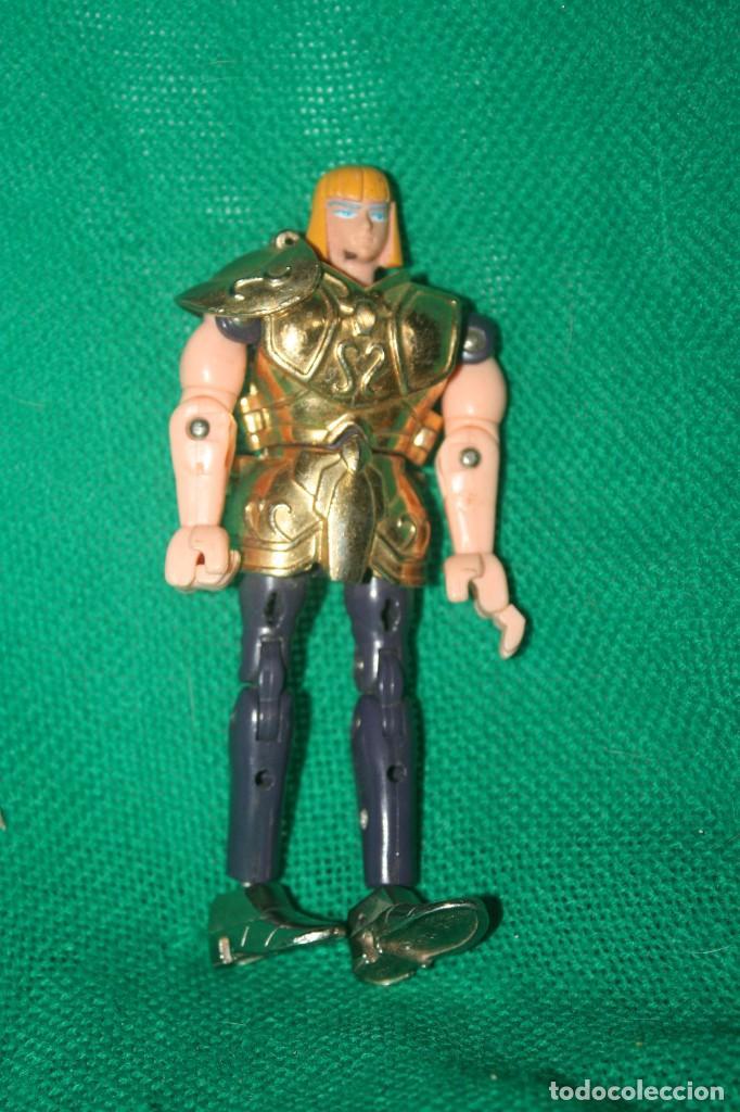 MUÑECO BANDAI 1988 CABALLERO ZODIACO (Juguetes - Figuras de Acción - Caballeros del Zodiaco)