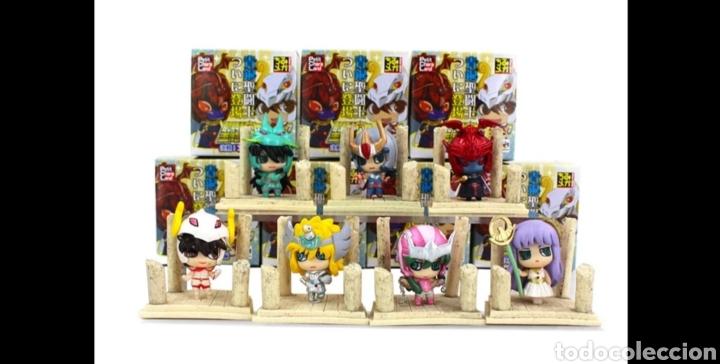 Figuas y Muñecos Caballeros del Zodiaco: Lote figuras Caballeros del Zodiaco - Foto 2 - 239882880