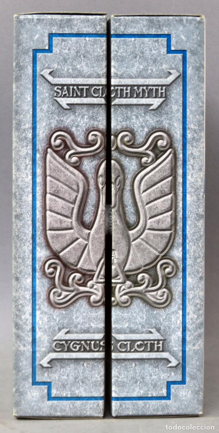Figuas y Muñecos Caballeros del Zodiaco: Caballeros Zodiaco Saint Senya Hyoga Cisne Bandai 2006 Incompleto - Foto 2 - 242840645