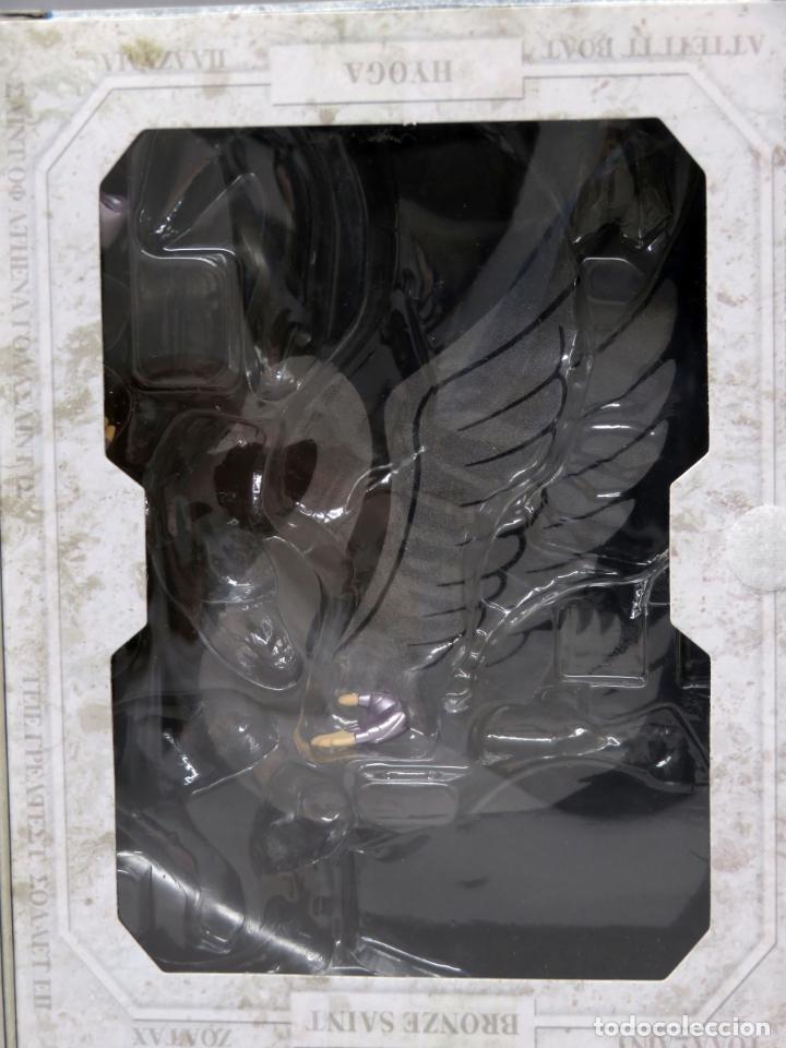 Figuas y Muñecos Caballeros del Zodiaco: Caballeros Zodiaco Saint Senya Hyoga Cisne Bandai 2006 Incompleto - Foto 5 - 242840645