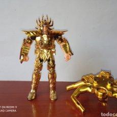 Figuas y Muñecos Caballeros del Zodiaco: CANCER DE ORO - BANDAI 1987 -. Lote 246111975