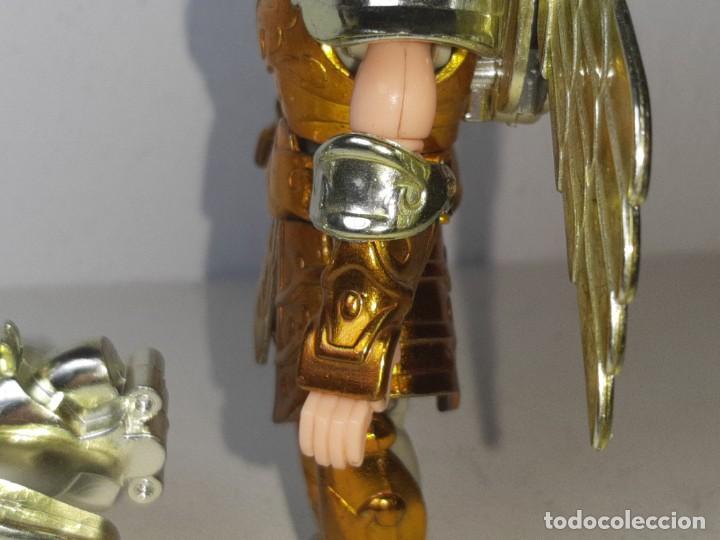 Figuas y Muñecos Caballeros del Zodiaco: CABALLEROS DEL ZODIACO - SAINT SEYA : ANTIGUA FIGURA SIREN SIRENE SORRENTO POSEIDON BANDAI AÑO 1989 - Foto 22 - 253718665